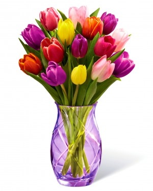 The Spring Tulip Bouquet by Better Homes and Gardens