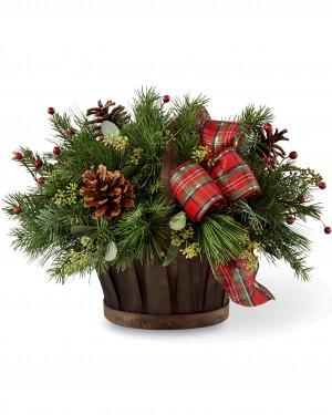 Holiday Homecomings Basket