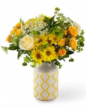 The Hello Sunshine Bouquet