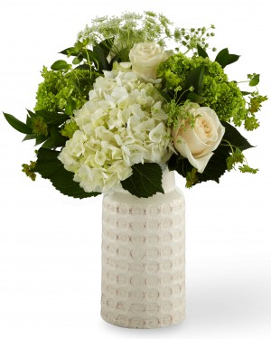 The Pure Grace Bouquet