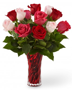 The Sweetheart Roses Bouquet
