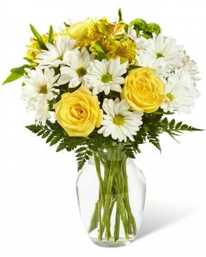 The Sunny Sentiments Bouquet