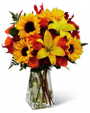 Harvest Heartstringsa Bouquet