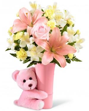 The Festive Big Hug Bouquet