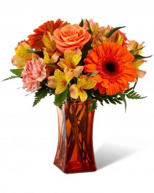 The Orange Essence Bouquet