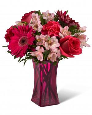 Raspberry Rush Bouquet