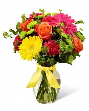 The Bright Days Ahead Bouquet