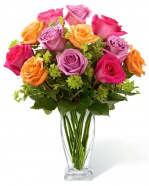 The Pure Enchantment Rose Bouque