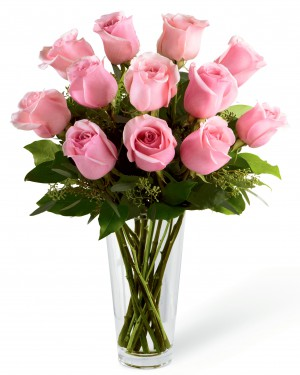 The Pink Rose Bouquet