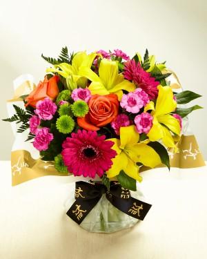 Bold Beauty Handtied Bouquet