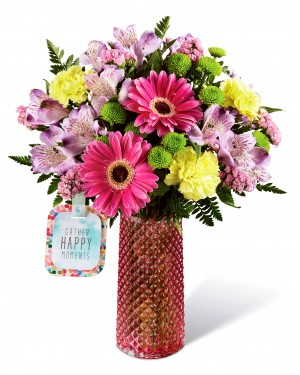 The Happy Moments Bouquet by Hallmark
