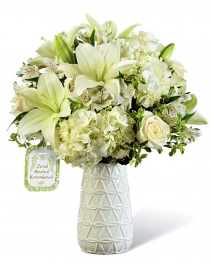 The Loved, Honored And Remembered Bouquet By Hallmark
