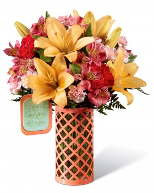 The Peace, Comfort and Hope Bouquet by Hallmark