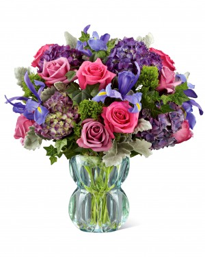 The Lavender Luxe Luxury Bouquet