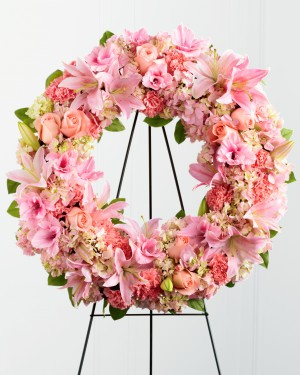 The Loving Remembrance Wreath