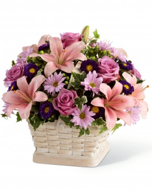 The Loving Sympathy Basket