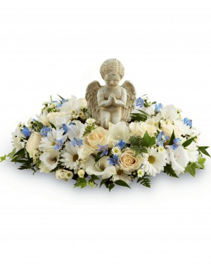 The The Little Angel Ring of Flowers