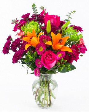 Horizon Hues Bouquet